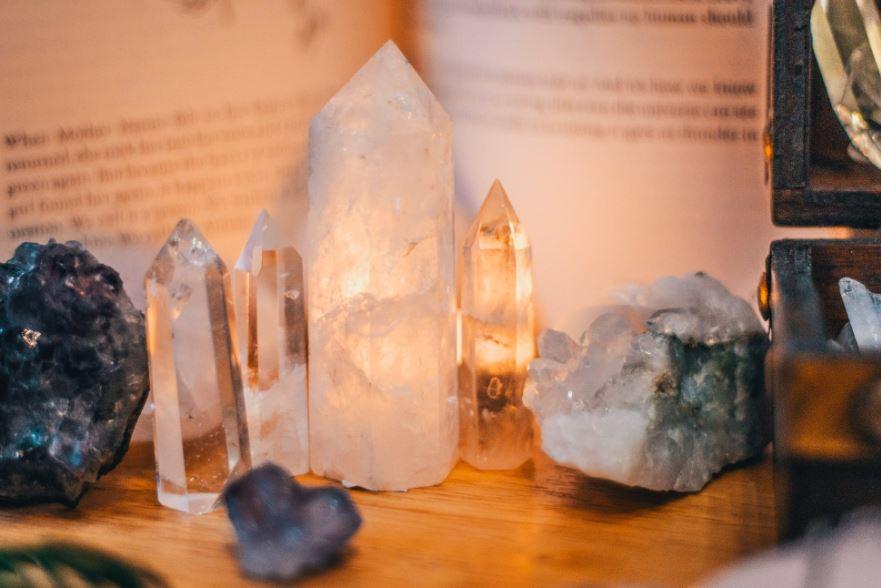 Kristallen Edelstenen