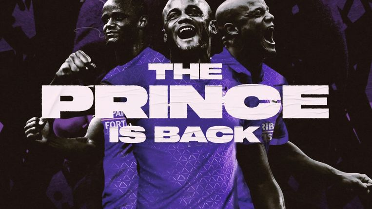 The Prince is Back