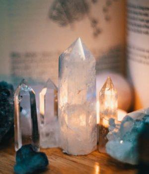 kristallen genezing